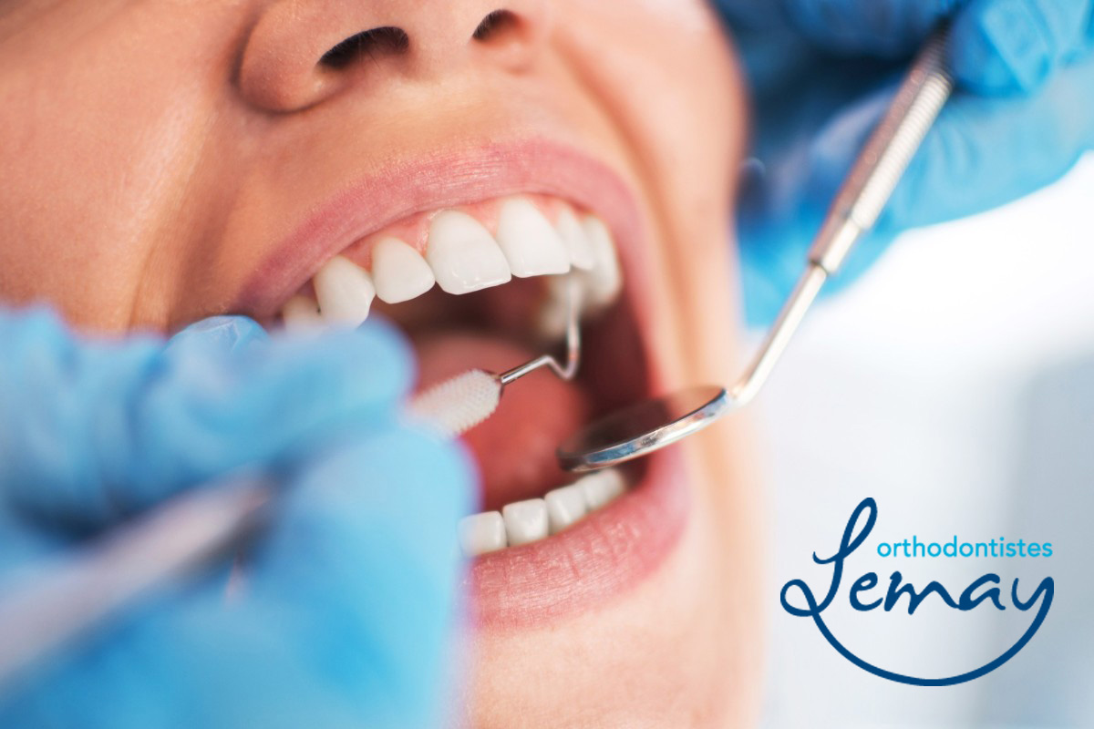 hygienise assistante dentaire orthodontistes lemay logo